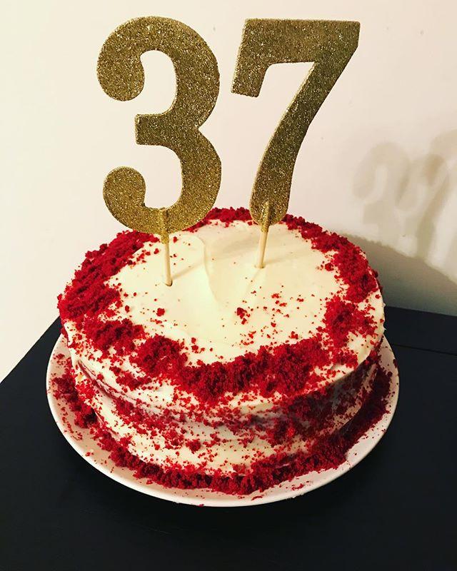 37 Cake Day