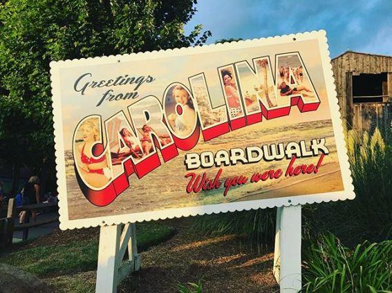 Carolina Boardwalk