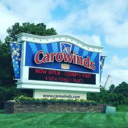 Carowinds 2017