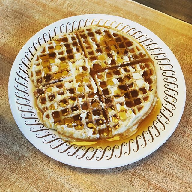 Waffles and Love