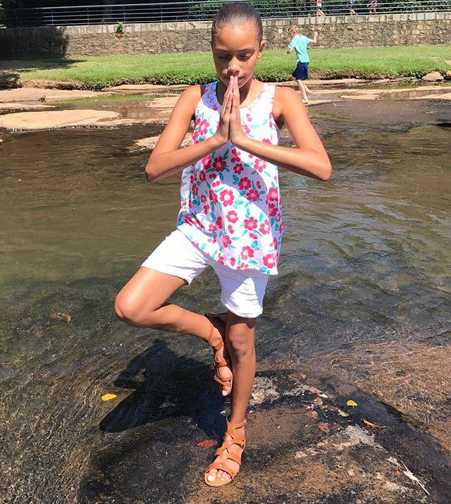 My Yogi Daughter