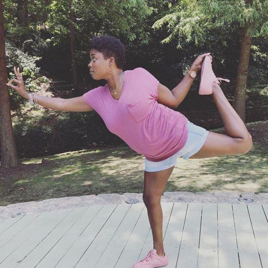 Yoga at Reedy River