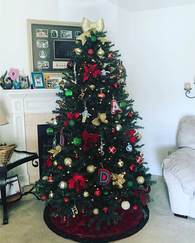 Jamison Christmas Tree 2017