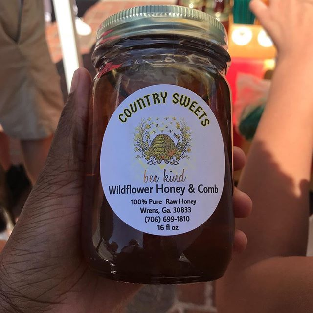 Country Sweet Honey